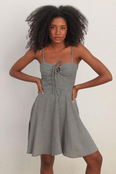 Vestido Luiza Vichy