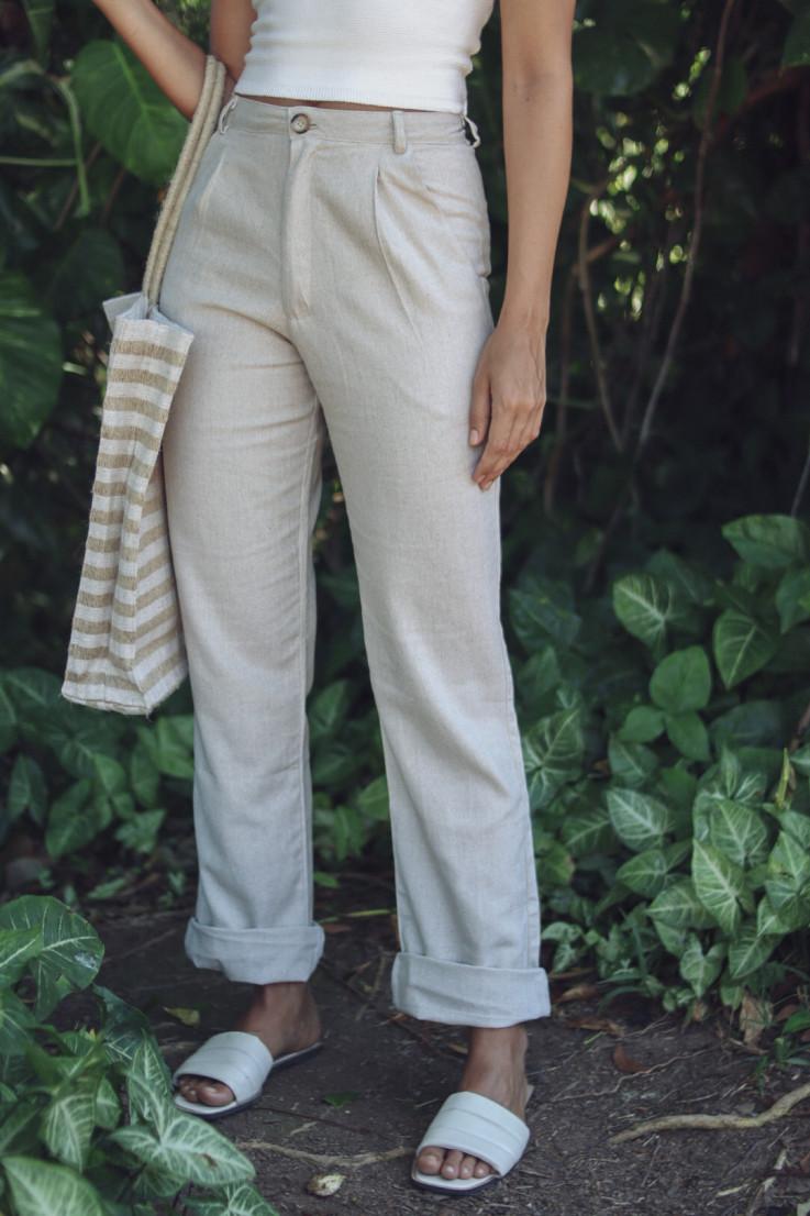 Calça Joana Natural