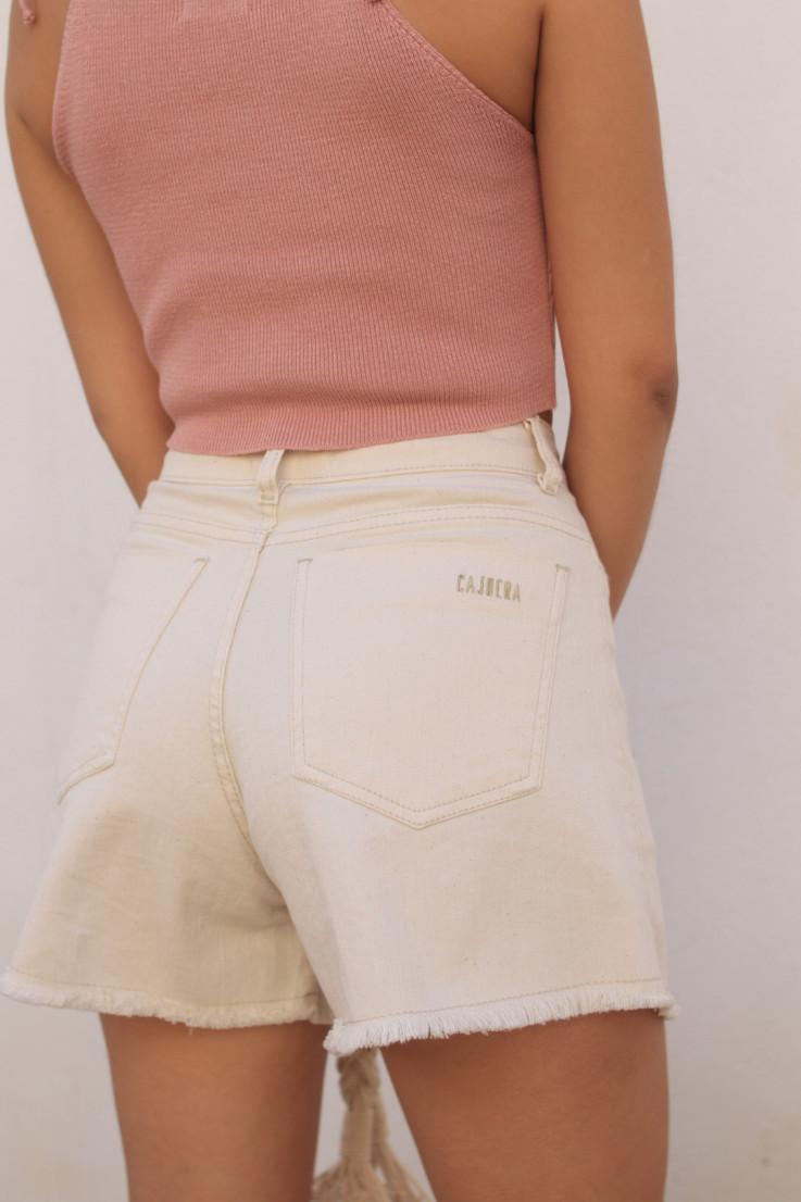Short Jeans Natural