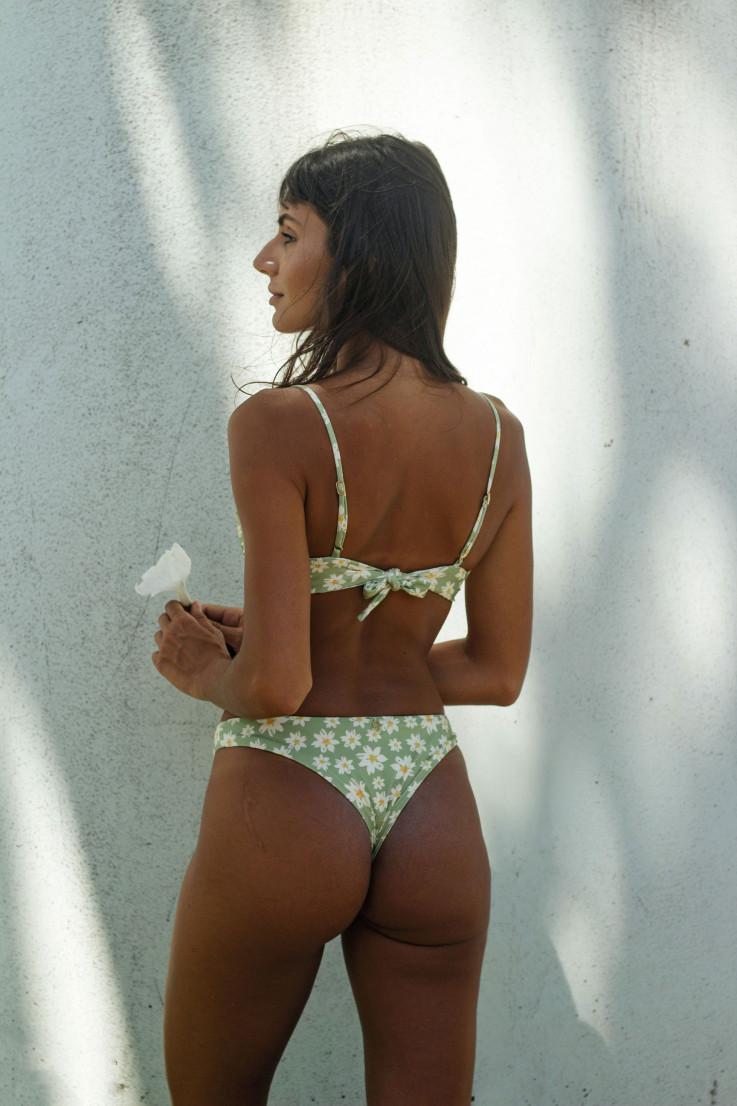 Calcinha Mariana Margarida Verde