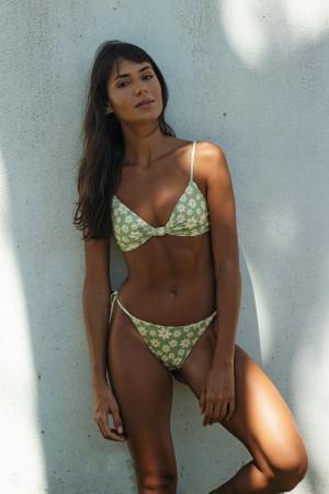 Top Vênus Margarida Verde