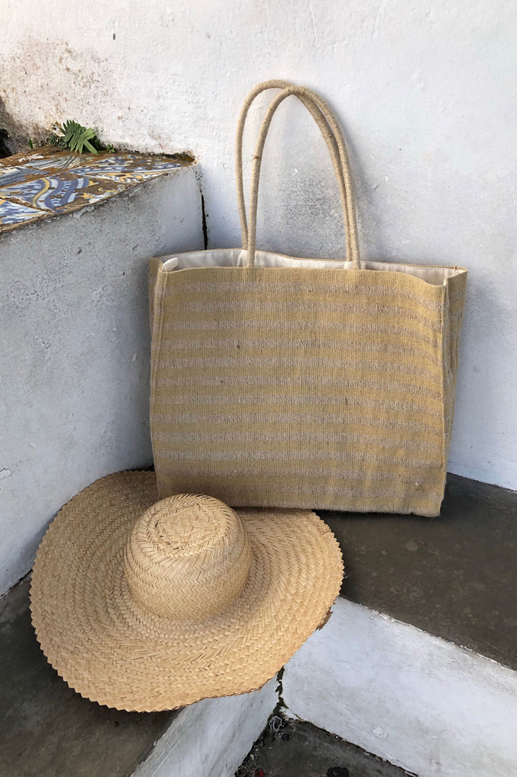 Bag de Algodão Reciclado